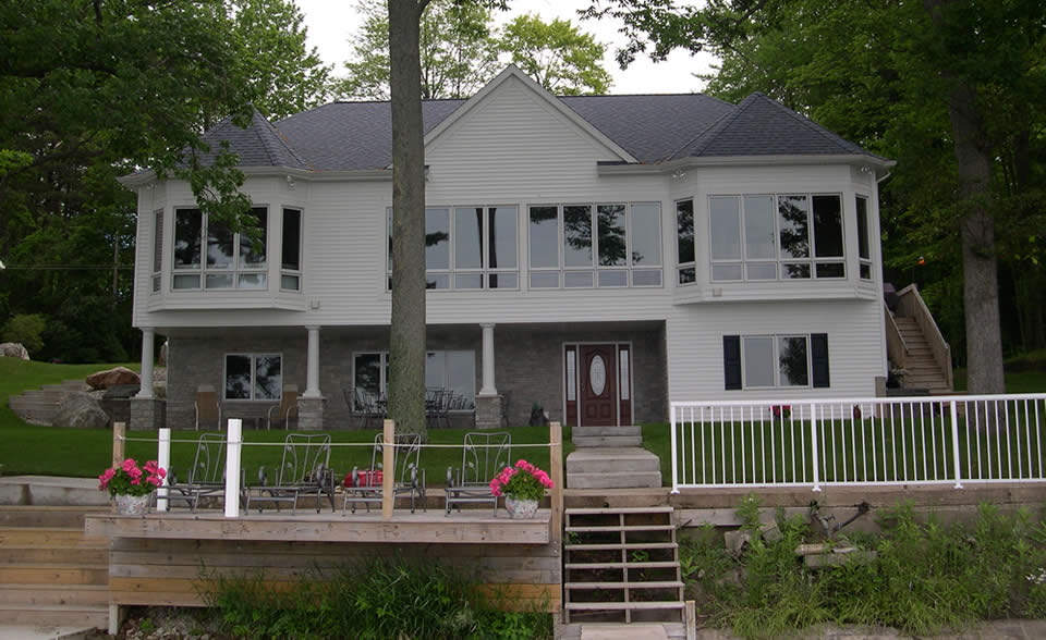 Tlp homes avie home for Custom home builder contract